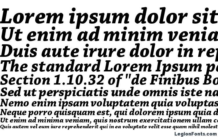 specimens ChaparralPro BoldIt font, sample ChaparralPro BoldIt font, an example of writing ChaparralPro BoldIt font, review ChaparralPro BoldIt font, preview ChaparralPro BoldIt font, ChaparralPro BoldIt font