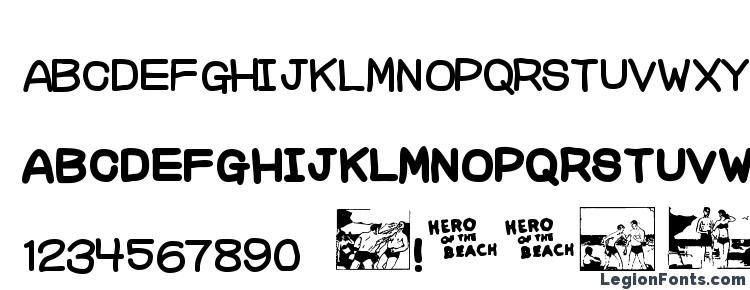 глифы шрифта Charles Atlas, символы шрифта Charles Atlas, символьная карта шрифта Charles Atlas, предварительный просмотр шрифта Charles Atlas, алфавит шрифта Charles Atlas, шрифт Charles Atlas