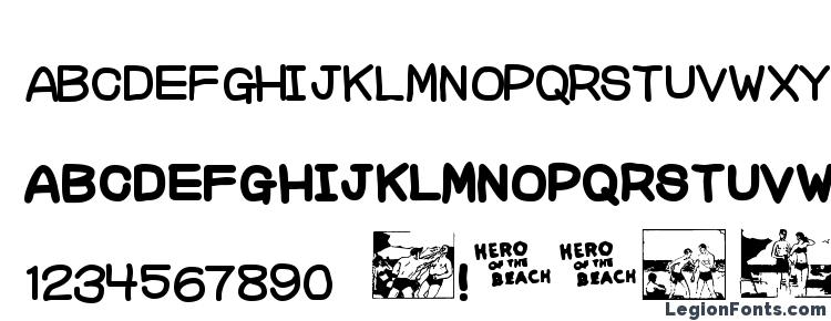 glyphs Charles Atlas font, сharacters Charles Atlas font, symbols Charles Atlas font, character map Charles Atlas font, preview Charles Atlas font, abc Charles Atlas font, Charles Atlas font