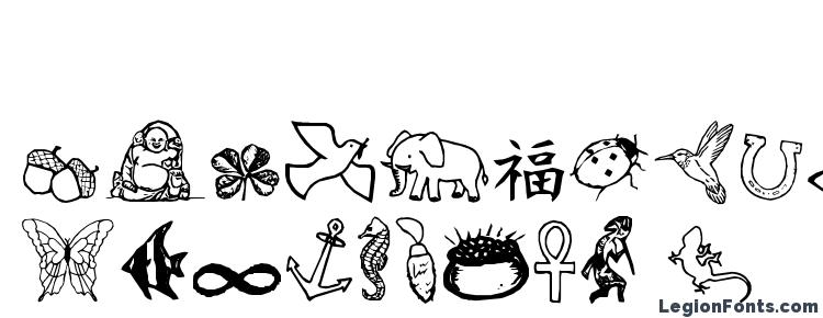 glyphs Charmingsymbols font, сharacters Charmingsymbols font, symbols Charmingsymbols font, character map Charmingsymbols font, preview Charmingsymbols font, abc Charmingsymbols font, Charmingsymbols font