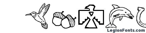 Charmingsymbols font, free Charmingsymbols font, preview Charmingsymbols font