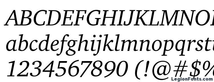 глифы шрифта Charter ITC TT Italic, символы шрифта Charter ITC TT Italic, символьная карта шрифта Charter ITC TT Italic, предварительный просмотр шрифта Charter ITC TT Italic, алфавит шрифта Charter ITC TT Italic, шрифт Charter ITC TT Italic