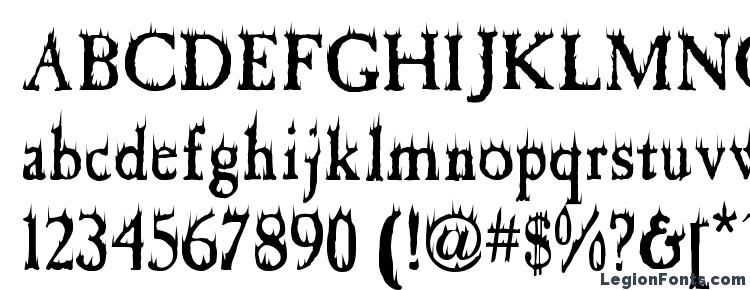 glyphs Cheap Fire font, сharacters Cheap Fire font, symbols Cheap Fire font, character map Cheap Fire font, preview Cheap Fire font, abc Cheap Fire font, Cheap Fire font