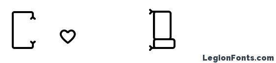 ChesBone Font