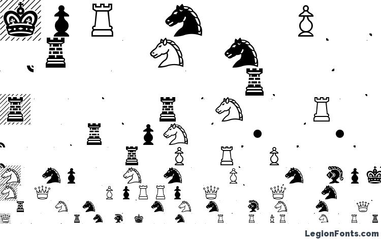 specimens Chess Condal font, sample Chess Condal font, an example of writing Chess Condal font, review Chess Condal font, preview Chess Condal font, Chess Condal font