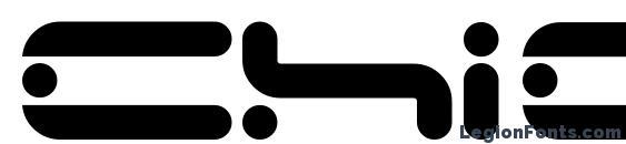 шрифт Chicory, бесплатный шрифт Chicory, предварительный просмотр шрифта Chicory