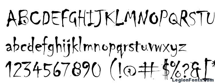chiller font download free    legionfonts
