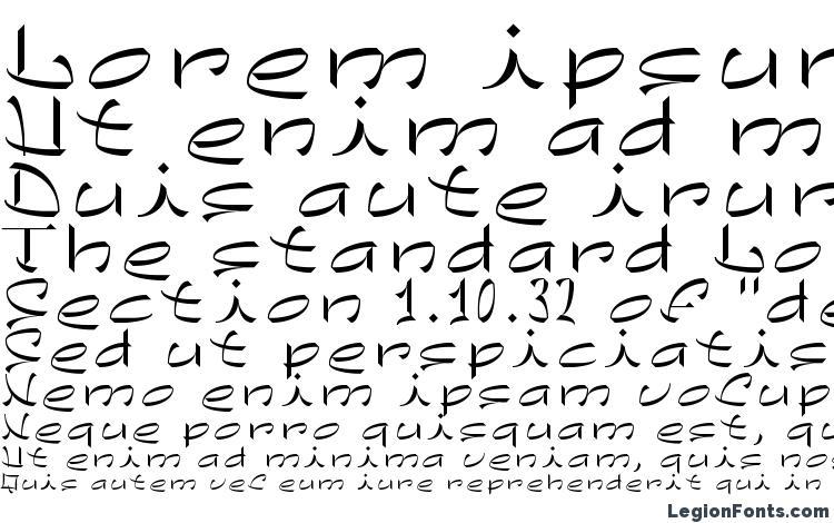 specimens Chineze LT Light font, sample Chineze LT Light font, an example of writing Chineze LT Light font, review Chineze LT Light font, preview Chineze LT Light font, Chineze LT Light font
