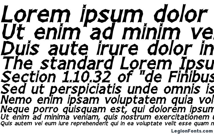 образцы шрифта Chizz wide high italic, образец шрифта Chizz wide high italic, пример написания шрифта Chizz wide high italic, просмотр шрифта Chizz wide high italic, предосмотр шрифта Chizz wide high italic, шрифт Chizz wide high italic