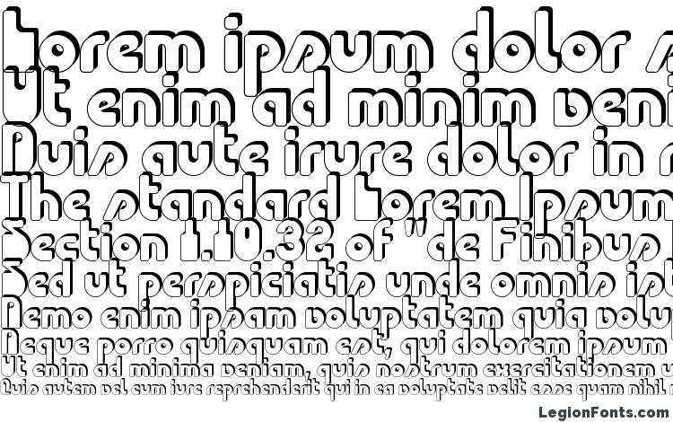 specimens Choda Chado font, sample Choda Chado font, an example of writing Choda Chado font, review Choda Chado font, preview Choda Chado font, Choda Chado font