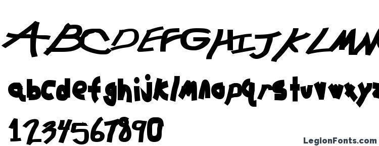 глифы шрифта Chunkmuffin Heavy, символы шрифта Chunkmuffin Heavy, символьная карта шрифта Chunkmuffin Heavy, предварительный просмотр шрифта Chunkmuffin Heavy, алфавит шрифта Chunkmuffin Heavy, шрифт Chunkmuffin Heavy
