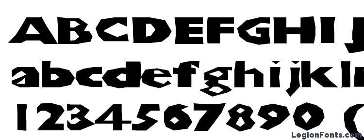 glyphs ChunkoBlockoXtraDark font, сharacters ChunkoBlockoXtraDark font, symbols ChunkoBlockoXtraDark font, character map ChunkoBlockoXtraDark font, preview ChunkoBlockoXtraDark font, abc ChunkoBlockoXtraDark font, ChunkoBlockoXtraDark font