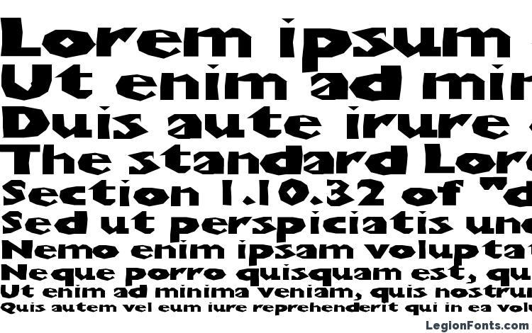 specimens ChunkoBlockoXtraDark font, sample ChunkoBlockoXtraDark font, an example of writing ChunkoBlockoXtraDark font, review ChunkoBlockoXtraDark font, preview ChunkoBlockoXtraDark font, ChunkoBlockoXtraDark font