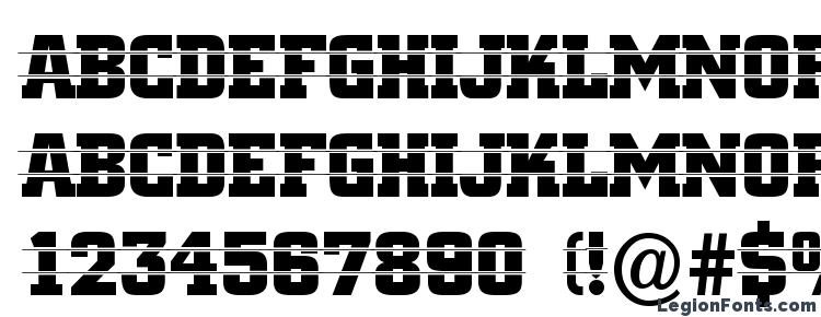 glyphs Cityn 16 font, сharacters Cityn 16 font, symbols Cityn 16 font, character map Cityn 16 font, preview Cityn 16 font, abc Cityn 16 font, Cityn 16 font