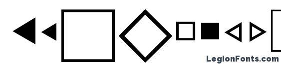 CJNPiFont!1 Font, Icons Fonts