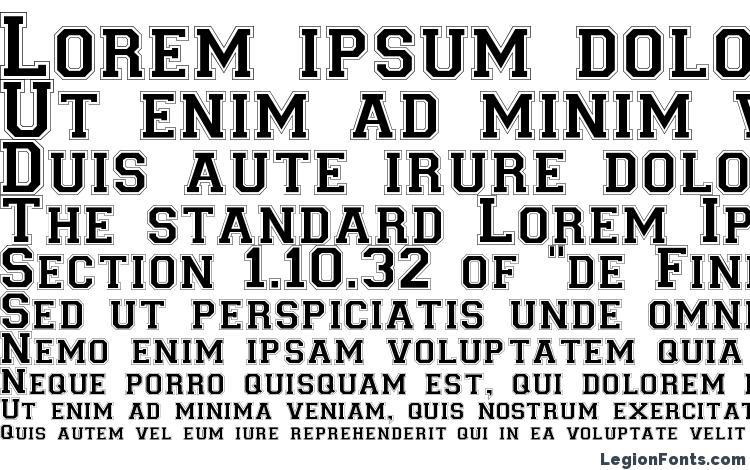 specimens CLANCYB Regular font, sample CLANCYB Regular font, an example of writing CLANCYB Regular font, review CLANCYB Regular font, preview CLANCYB Regular font, CLANCYB Regular font