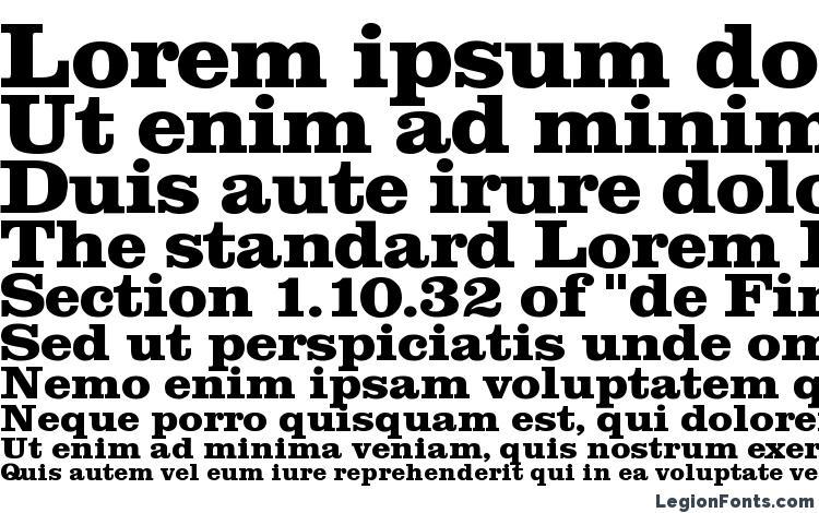 specimens ClarendonEB Bold font, sample ClarendonEB Bold font, an example of writing ClarendonEB Bold font, review ClarendonEB Bold font, preview ClarendonEB Bold font, ClarendonEB Bold font