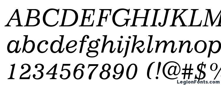глифы шрифта Classic SSi Italic, символы шрифта Classic SSi Italic, символьная карта шрифта Classic SSi Italic, предварительный просмотр шрифта Classic SSi Italic, алфавит шрифта Classic SSi Italic, шрифт Classic SSi Italic