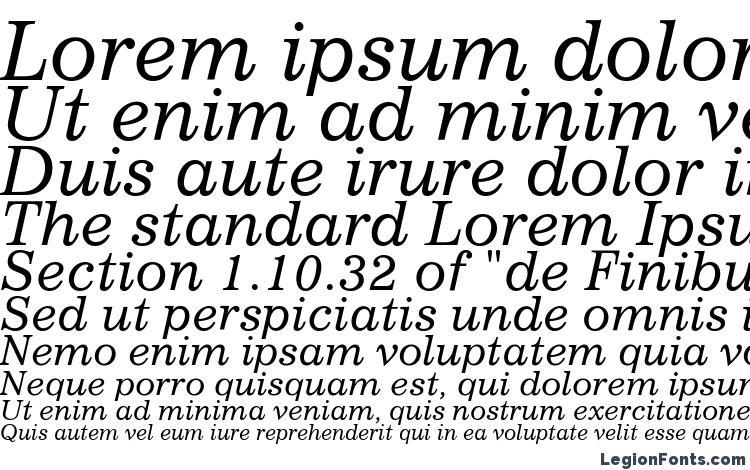 specimens Classic SSi Italic font, sample Classic SSi Italic font, an example of writing Classic SSi Italic font, review Classic SSi Italic font, preview Classic SSi Italic font, Classic SSi Italic font