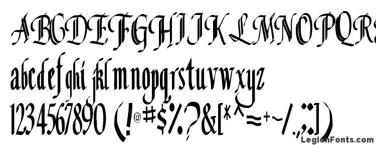 glyphs Classical Regular font, сharacters Classical Regular font, symbols Classical Regular font, character map Classical Regular font, preview Classical Regular font, abc Classical Regular font, Classical Regular font