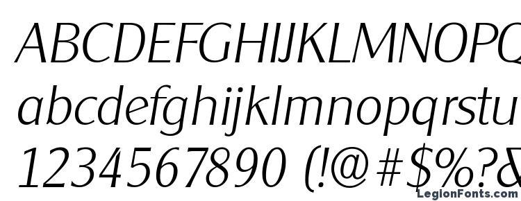 глифы шрифта ClearGothicSerial Xlight Italic, символы шрифта ClearGothicSerial Xlight Italic, символьная карта шрифта ClearGothicSerial Xlight Italic, предварительный просмотр шрифта ClearGothicSerial Xlight Italic, алфавит шрифта ClearGothicSerial Xlight Italic, шрифт ClearGothicSerial Xlight Italic