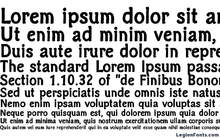 specimens Clichee Bold font, sample Clichee Bold font, an example of writing Clichee Bold font, review Clichee Bold font, preview Clichee Bold font, Clichee Bold font