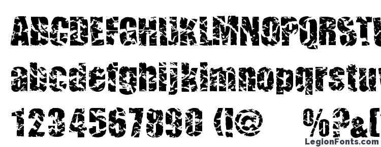 glyphs Cmcorruged font, сharacters Cmcorruged font, symbols Cmcorruged font, character map Cmcorruged font, preview Cmcorruged font, abc Cmcorruged font, Cmcorruged font