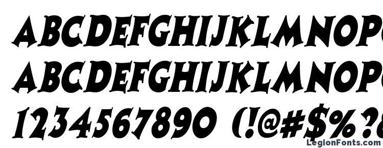 глифы шрифта CoasterNarrow Italic, символы шрифта CoasterNarrow Italic, символьная карта шрифта CoasterNarrow Italic, предварительный просмотр шрифта CoasterNarrow Italic, алфавит шрифта CoasterNarrow Italic, шрифт CoasterNarrow Italic