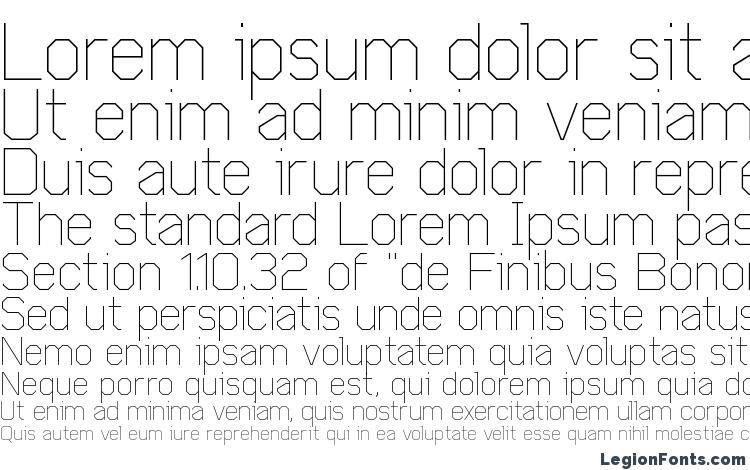 specimens Cobol Light font, sample Cobol Light font, an example of writing Cobol Light font, review Cobol Light font, preview Cobol Light font, Cobol Light font