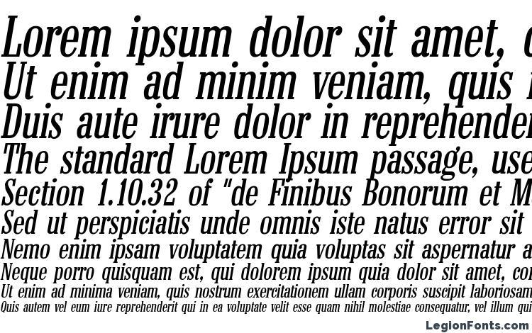 specimens Colonel Italic font, sample Colonel Italic font, an example of writing Colonel Italic font, review Colonel Italic font, preview Colonel Italic font, Colonel Italic font