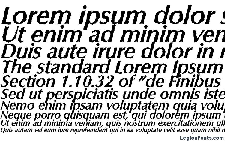 specimens ColumbiaRandom BoldItalic font, sample ColumbiaRandom BoldItalic font, an example of writing ColumbiaRandom BoldItalic font, review ColumbiaRandom BoldItalic font, preview ColumbiaRandom BoldItalic font, ColumbiaRandom BoldItalic font