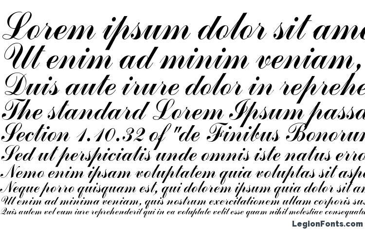 specimens Commercial Script Regular font, sample Commercial Script Regular font, an example of writing Commercial Script Regular font, review Commercial Script Regular font, preview Commercial Script Regular font, Commercial Script Regular font