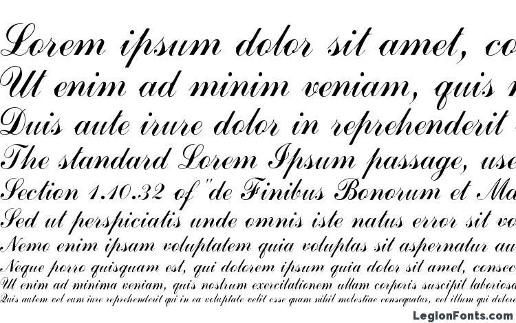 specimens CommercialScript3 font, sample CommercialScript3 font, an example of writing CommercialScript3 font, review CommercialScript3 font, preview CommercialScript3 font, CommercialScript3 font