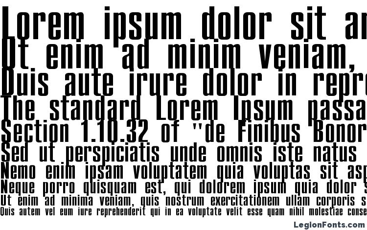 specimens Compact Wd font, sample Compact Wd font, an example of writing Compact Wd font, review Compact Wd font, preview Compact Wd font, Compact Wd font