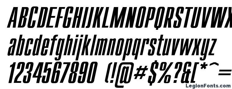 глифы шрифта Compact8, символы шрифта Compact8, символьная карта шрифта Compact8, предварительный просмотр шрифта Compact8, алфавит шрифта Compact8, шрифт Compact8