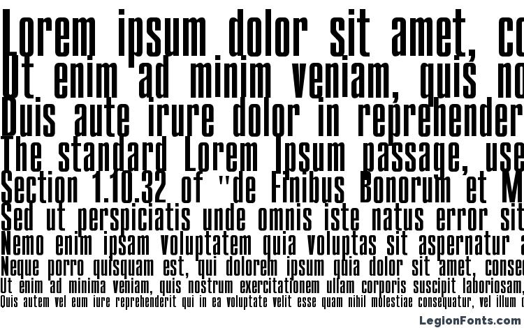 specimens Compactl font, sample Compactl font, an example of writing Compactl font, review Compactl font, preview Compactl font, Compactl font