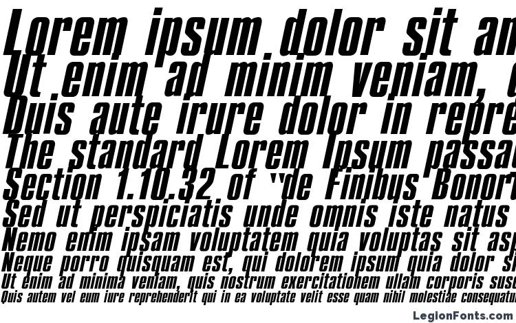 specimens Compactt font, sample Compactt font, an example of writing Compactt font, review Compactt font, preview Compactt font, Compactt font