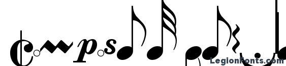 Composer Regular Font