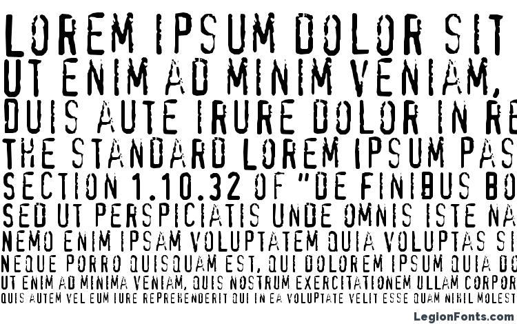 specimens Confidentialc font, sample Confidentialc font, an example of writing Confidentialc font, review Confidentialc font, preview Confidentialc font, Confidentialc font