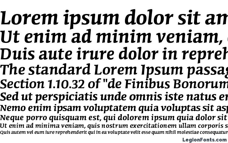 specimens CongaBravaStd SmBd font, sample CongaBravaStd SmBd font, an example of writing CongaBravaStd SmBd font, review CongaBravaStd SmBd font, preview CongaBravaStd SmBd font, CongaBravaStd SmBd font
