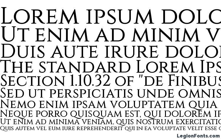 specimens Constantine font, sample Constantine font, an example of writing Constantine font, review Constantine font, preview Constantine font, Constantine font