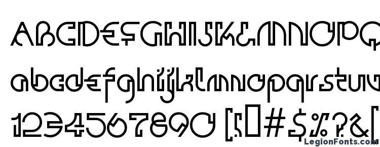 glyphs ContactaLL font, сharacters ContactaLL font, symbols ContactaLL font, character map ContactaLL font, preview ContactaLL font, abc ContactaLL font, ContactaLL font