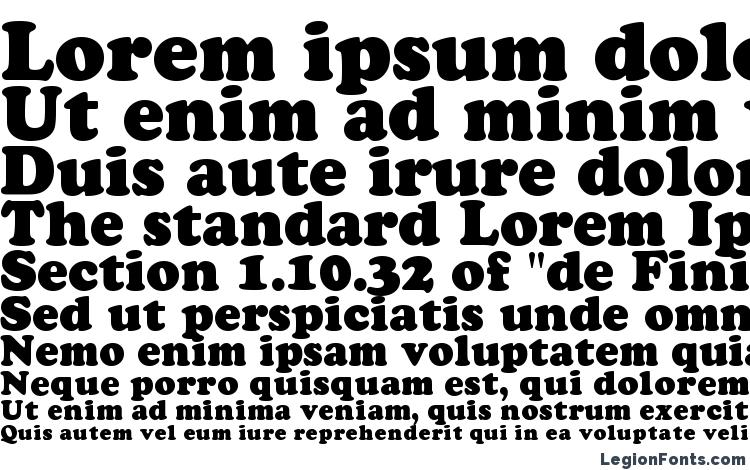 specimens Cooper Black BT font, sample Cooper Black BT font, an example of writing Cooper Black BT font, review Cooper Black BT font, preview Cooper Black BT font, Cooper Black BT font