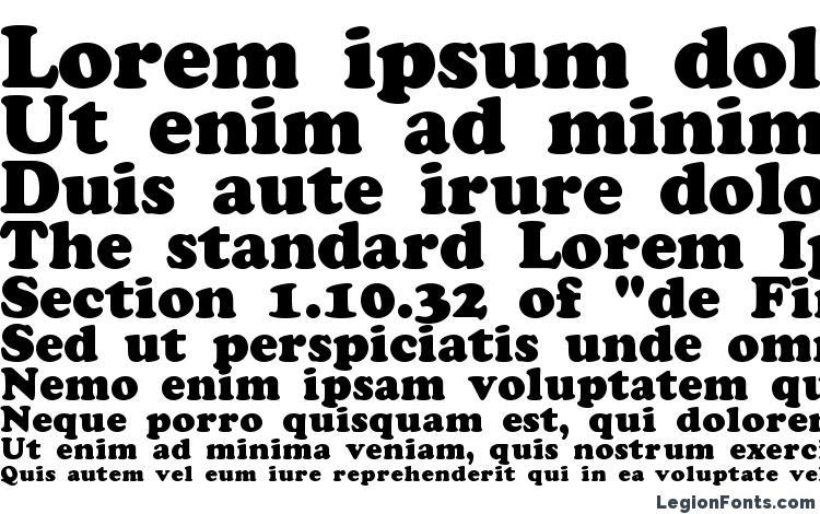 specimens Cooper Roman Roman font, sample Cooper Roman Roman font, an example of writing Cooper Roman Roman font, review Cooper Roman Roman font, preview Cooper Roman Roman font, Cooper Roman Roman font