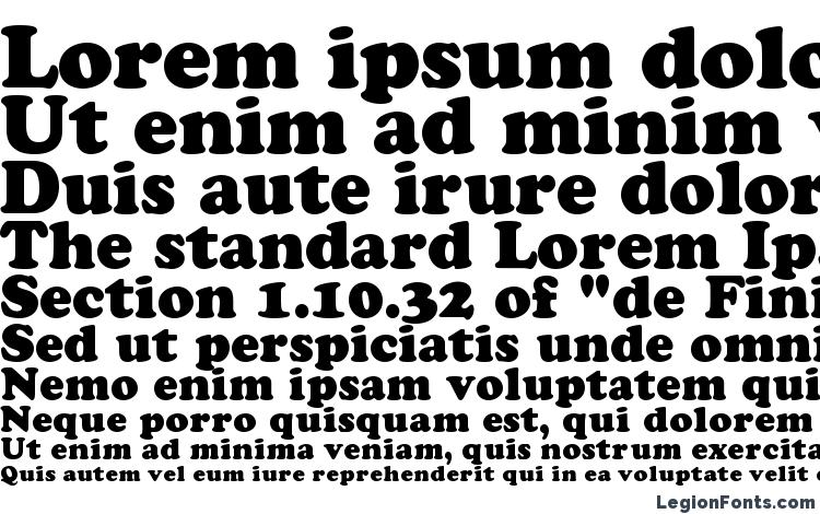 specimens Cooper SSi Black font, sample Cooper SSi Black font, an example of writing Cooper SSi Black font, review Cooper SSi Black font, preview Cooper SSi Black font, Cooper SSi Black font