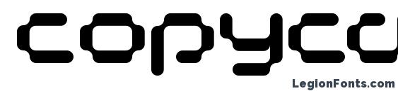 Copycat font, free Copycat font, preview Copycat font