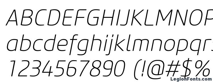glyphs Core Sans M 25 ExtraLight Italic font, сharacters Core Sans M 25 ExtraLight Italic font, symbols Core Sans M 25 ExtraLight Italic font, character map Core Sans M 25 ExtraLight Italic font, preview Core Sans M 25 ExtraLight Italic font, abc Core Sans M 25 ExtraLight Italic font, Core Sans M 25 ExtraLight Italic font