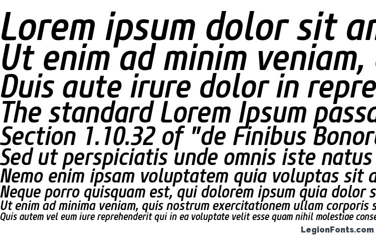 specimens Core Sans M 57 Cn Medium Italic font, sample Core Sans M 57 Cn Medium Italic font, an example of writing Core Sans M 57 Cn Medium Italic font, review Core Sans M 57 Cn Medium Italic font, preview Core Sans M 57 Cn Medium Italic font, Core Sans M 57 Cn Medium Italic font