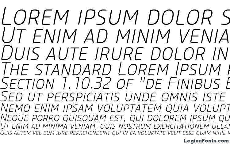 specimens Core Sans M SC 25 ExtraLight Italic font, sample Core Sans M SC 25 ExtraLight Italic font, an example of writing Core Sans M SC 25 ExtraLight Italic font, review Core Sans M SC 25 ExtraLight Italic font, preview Core Sans M SC 25 ExtraLight Italic font, Core Sans M SC 25 ExtraLight Italic font