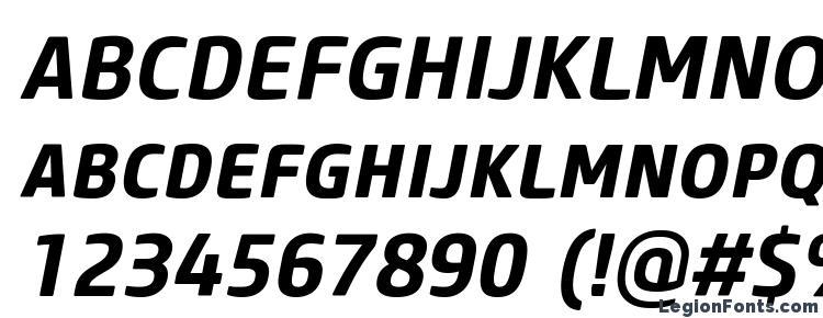 Alegreya Sans Font Free by Juan Pablo del Peral   Font
